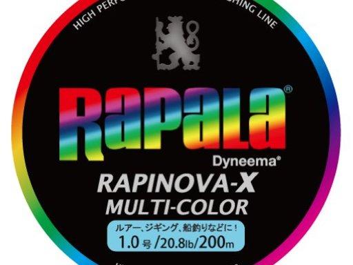 ラパラ RAPINOVA-X エギング