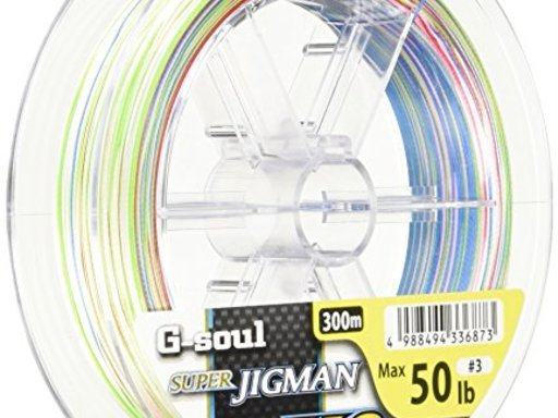 YGKよつあみ G-soul SUPER JIGMAN X8 1.5号/30lb