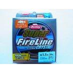 バークレイ Super FireLine CRYSTAL 24lb/1.5号
