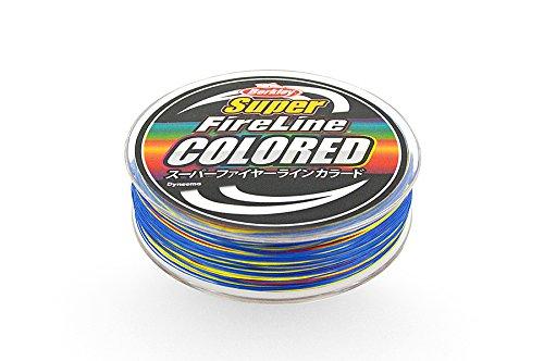 バークレイ Super FireLine COLORED 40lb/2.5号