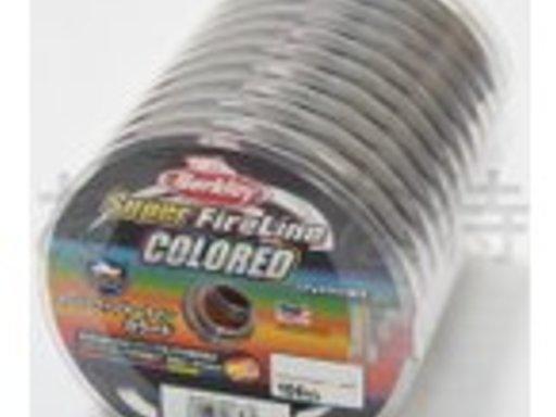 バークレイ Super FireLine COLORED