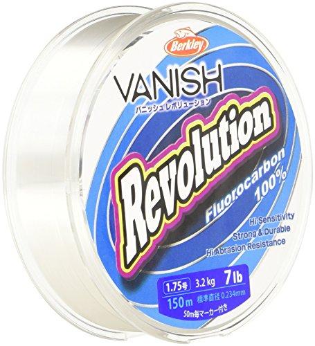 バークレイ VANISH Revolution 2.5lb/0.7号