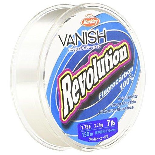 バークレイ VANISH Revolution 3lb/0.8号