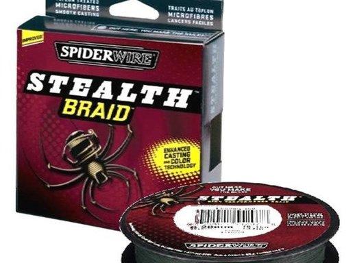 バークレイ SPIDERWIRE STEALTH BRAID