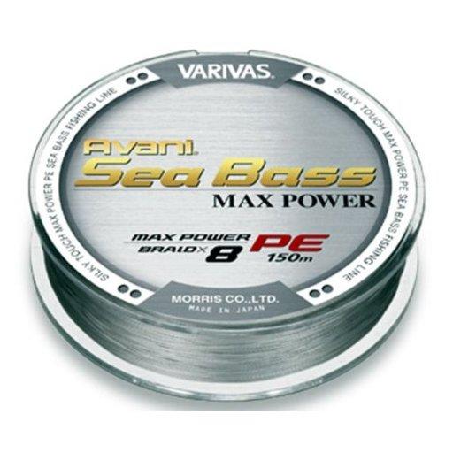 バリバス シーバスPEマックスパワー 1.2号