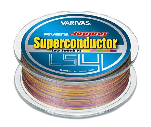 バリバス ジギング スーパーコンダクターPE LS4 0.6号