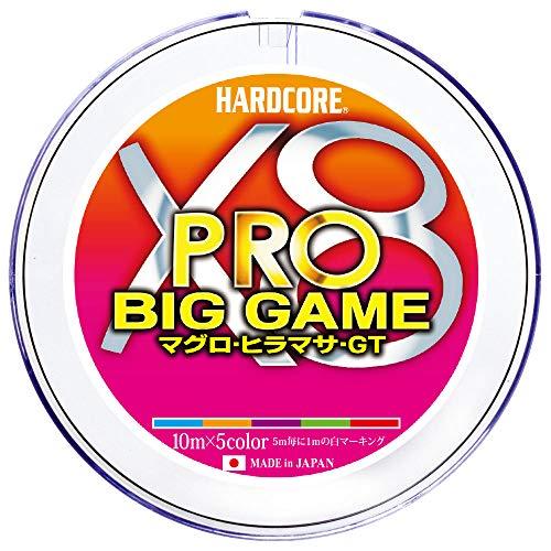 デュエル HARDCORE® X8 6.0号/90lb