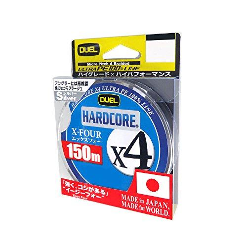 デュエル HARDCORE® X4 1.0号/18lb 4