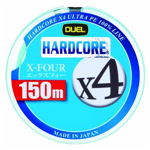 デュエル HARDCORE® X4 1.2号/20lb 5