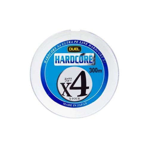 デュエル HARDCORE® X4 4.0号/50lb 10