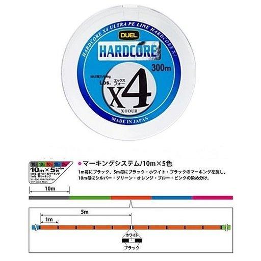 デュエル ARMORD® F 1.2号/17lb