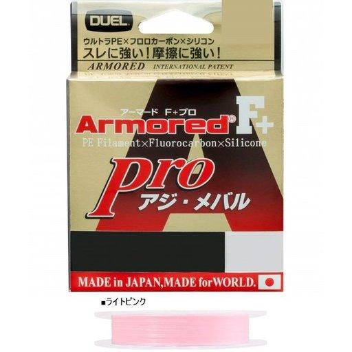 デュエル ARMORD® F+ Pro ロックフィッシュ 0.8号/15lb