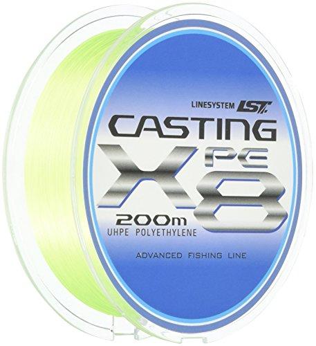 ラインシステム CASTING PE X8 0.8号
