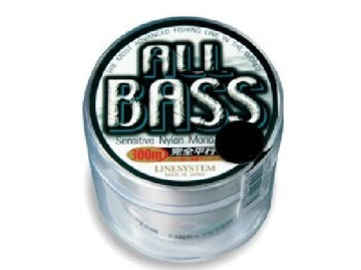 LINESYSTEM ALL BASS ナイロン 5.0lb