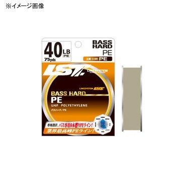 ラインシステム BASS HARD PE 30lb