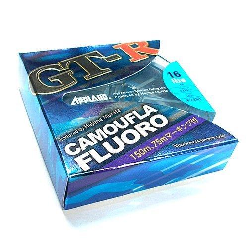 サンヨーナイロン APPLAUD GT-R CAMOUFLA FLUORO 16lb