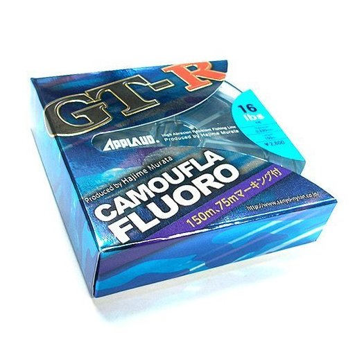 サンヨーナイロン APPLAUD GT-R CAMOUFLA FLUORO 20lb