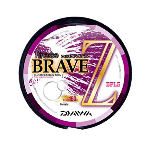 ダイワ フィネスブレイブ Z 3lb/0.8号