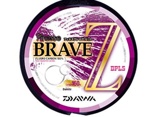 DAIWA FINESSE BRAVE Z 9lb/2.25号
