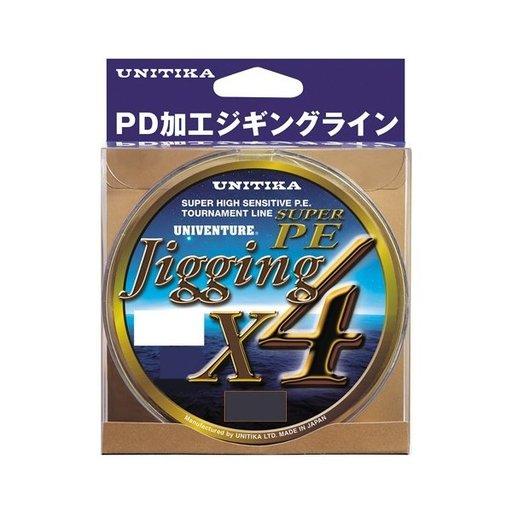 ユニチカ UNIVENTURE Jigging X4 2.5号/30lb