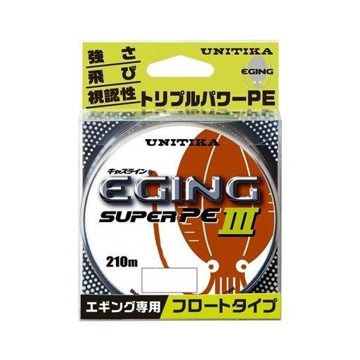 ユニチカ キャスライン エギングスーパーPE Ⅱ 0.6号/8.0lb