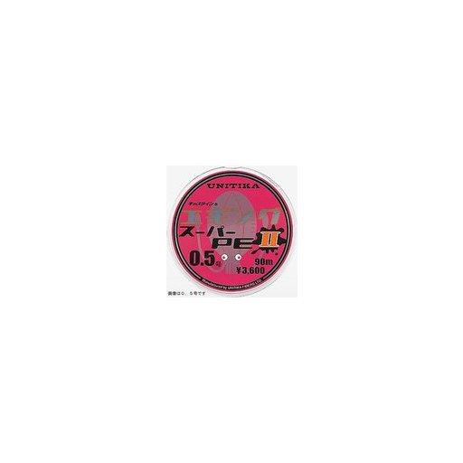ユニチカ キャスライン エギングスーパーPE Ⅱ 0.8号/10lb