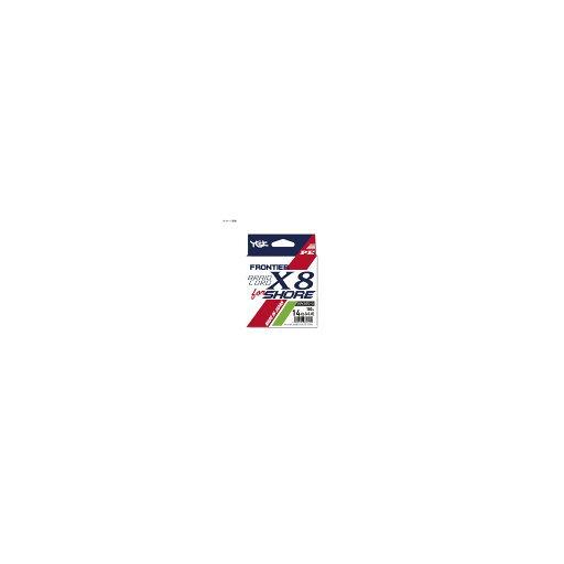 ワイジーケーヨツアミ FRONTIER BRAIDCORD X8 for SHORE 0.8号/14lb