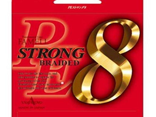 YAMATOYO PE STRONG 8 0.6号/12lb