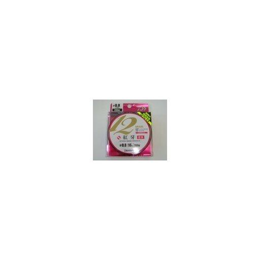 ダイワ 紅牙 12 BRAID 0.8号/16lb