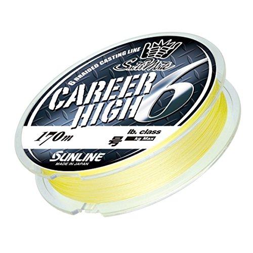 サンライン Career High ×6 30lb/1.7号