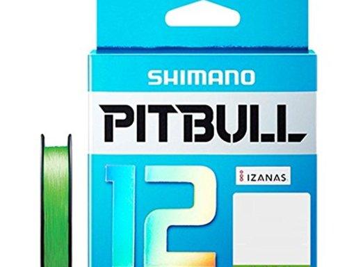 SHIMANO PITBULL 12 0.6号/13.9lb(サイトライム)