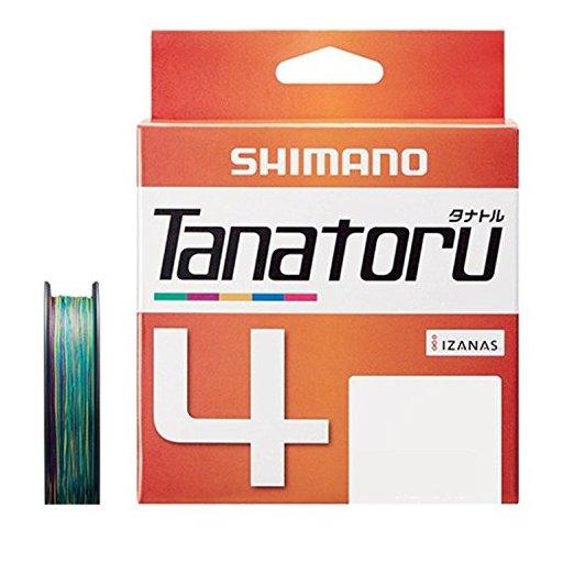 シマノ タナトル 4 2.0号/38.7lb