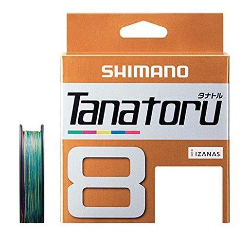 シマノ タナトル 8 0.8号/18.3lb