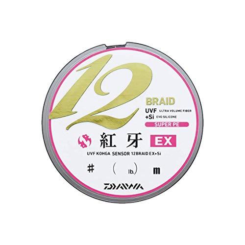 ダイワ UVF KOHGA SENSOR 12 BRAID EX+Si 1.2号/27lb