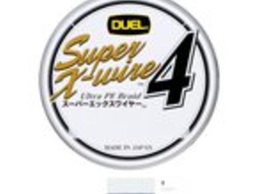 DUEL Super X-wire™4 2.0号/30lb/13kg