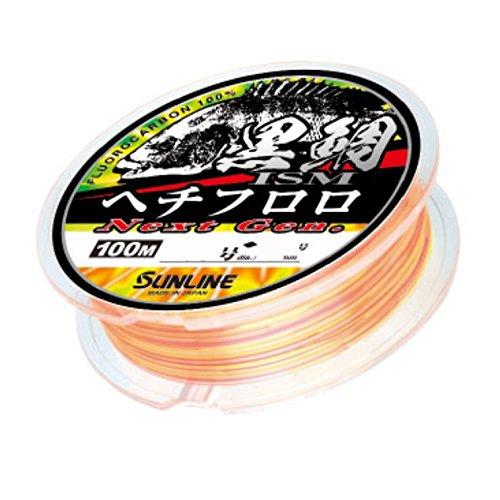 サンライン 黒鯛ISM ヘチフロロ NextGen. 2/2.25号