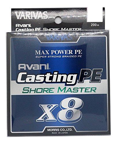 バリバス アバニ キャスティングPE マックスパワー X8 ショアマスター 1.2号/24.1lb