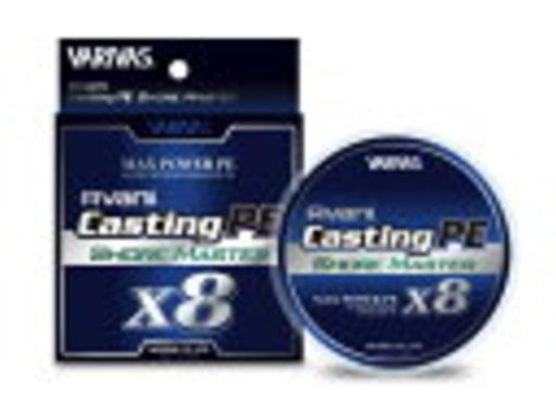 VARIVAS Avani Casting PE MAX POWER X8 SHORE MASTER 2.0号/33.0lb