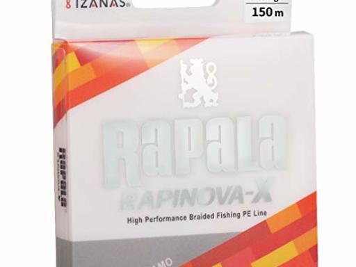 RaPaLa RAPINOVA-X FIRE CAMO 1.0号/20.8Lb