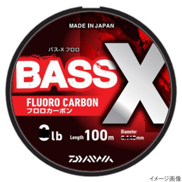 ダイワ バス-X フロロ 6lb