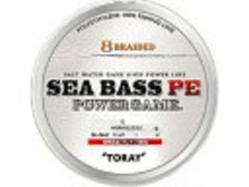 TORAY SEA BASS PE POWERGAME 1.0号