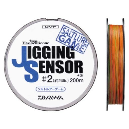 ダイワ ジギングセンサー 2.0号/24lb