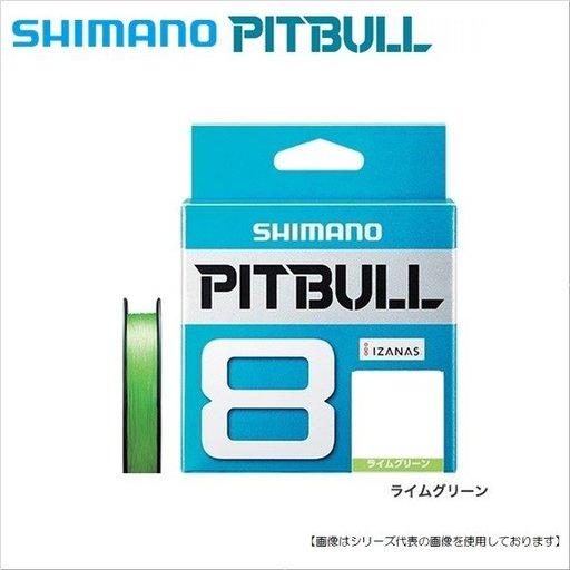 シマノ ピットブル 8 PITBULL 8 ピットブル 1.5号 5色