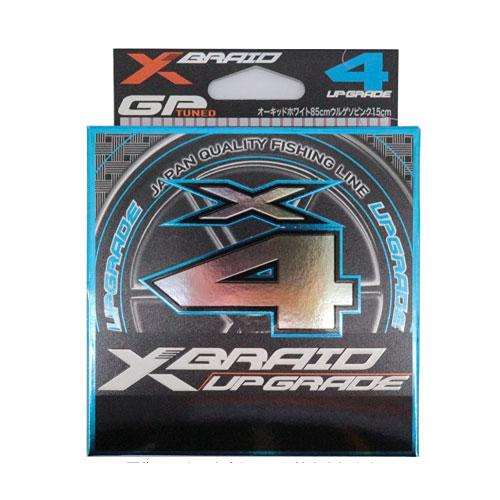 ワイジーケーヨツアミ エックスブレイド アップグレード X BRAID UPGRADE PE 0.8