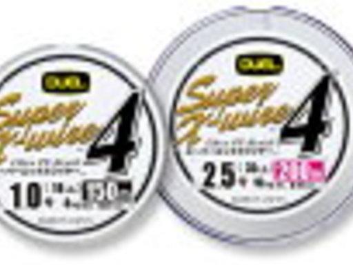 DUEL Super X-wire4 1.0号/18lb
