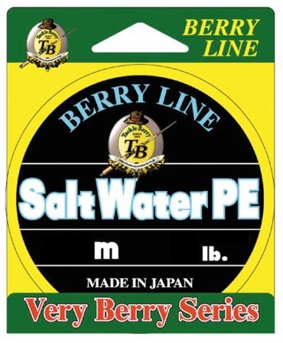 タックルベリー ベリーラインソルトウォーターPE PE1.0-4blade PE1.0号/×4/白