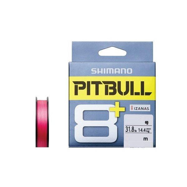 シマノ ピットブル8+ 1.5号/31.8lb(トレーサブルピンク)
