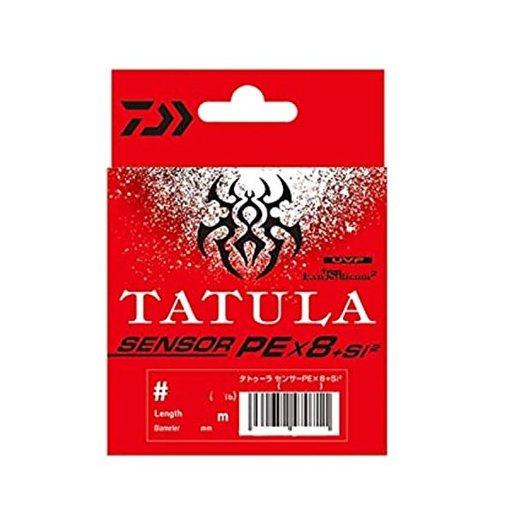 ダイワ タトゥーラ センサーPE×8+Si2 #1/17lb