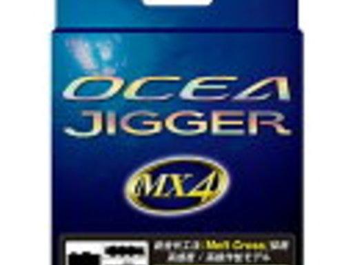 シマノ OCEA JIGGER MX4 PE