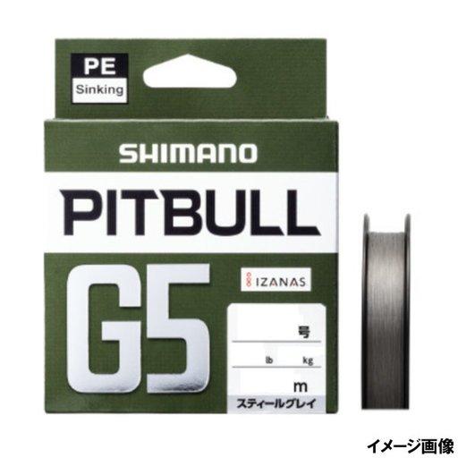 シマノ PITBULL G5 0.6号